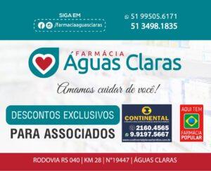 FARMÁCIA ÁGUAS CLARAS