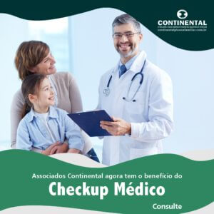CHECK-UP MÉDICO 1º DIAGNÓSTICO
